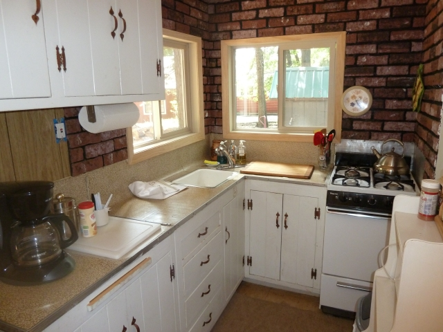 Cabin-kitchen